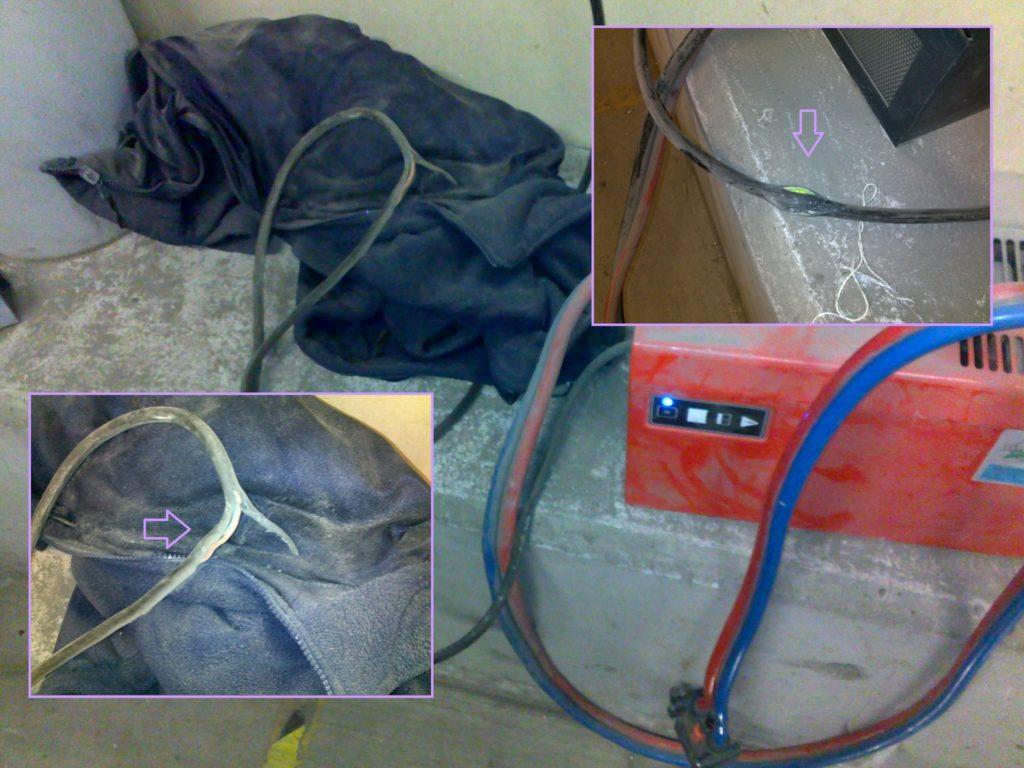 electrocutiegevaar